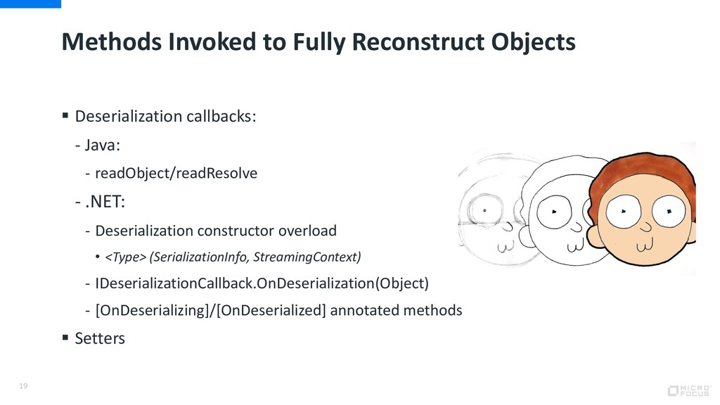 Methods Invoked to Fully Reconstruct Objects § ...