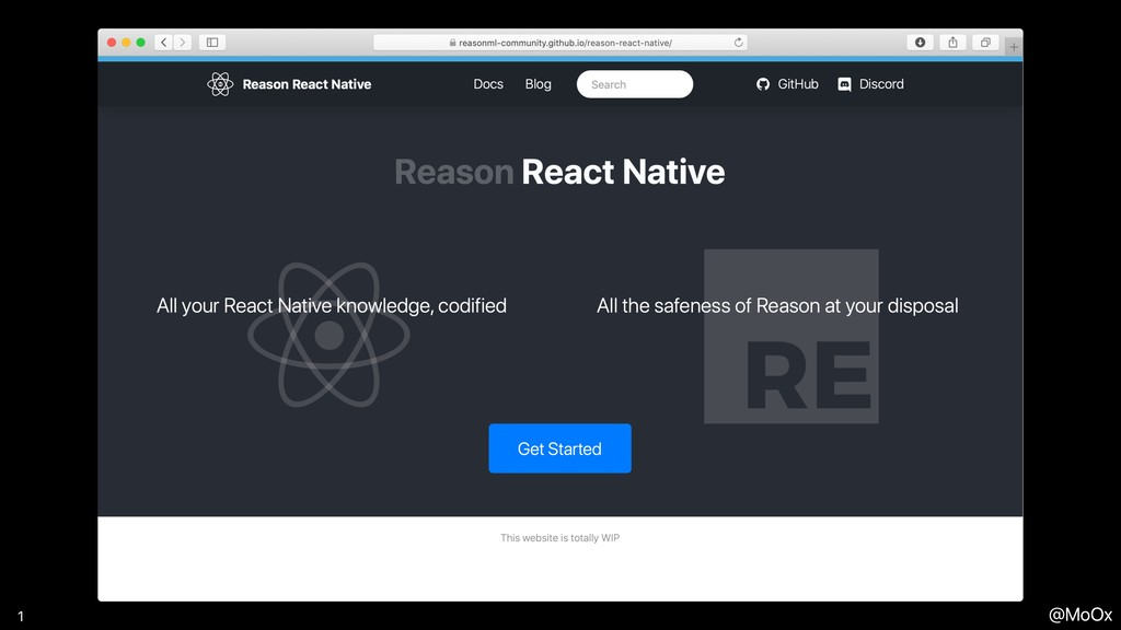 @MoOx Reason React Native 1
