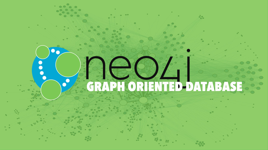 GRAPH ORIENTED DATABASE