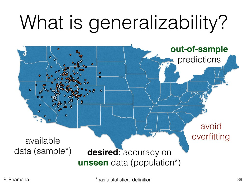 P. Raamana What is generalizability? available ...