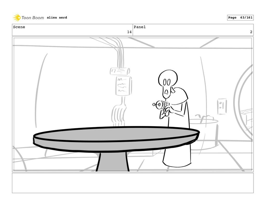 Scene 15 Panel 1 Dialog NERD Wow, this is just ...