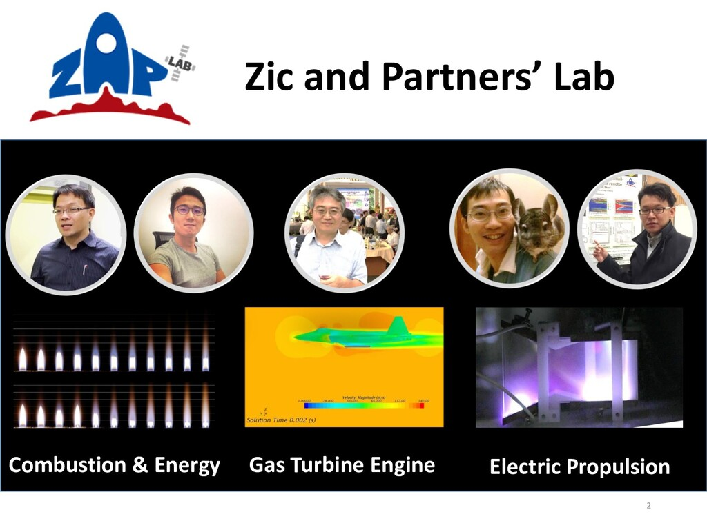 2 Combustion & Energy Electric Propulsion Gas T...