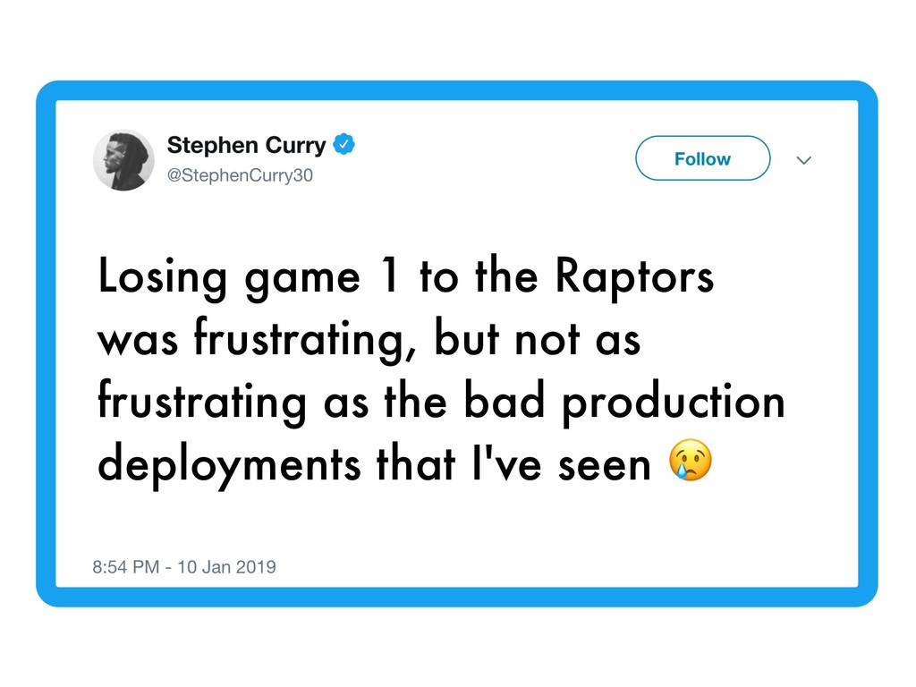 Losing game 1 to the Raptors was frustrating, b...