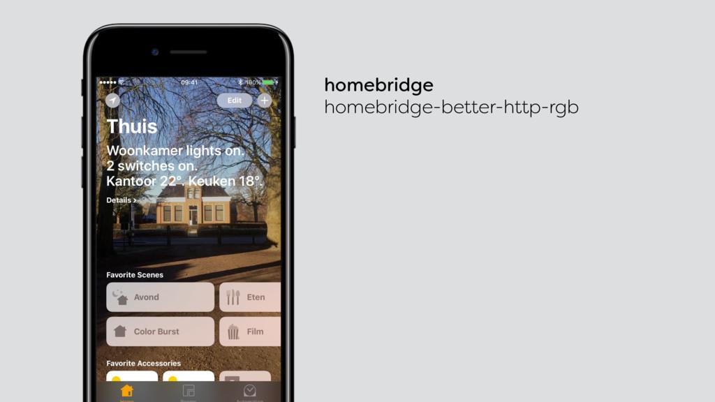 homebridge homebridge-better-http-rgb
