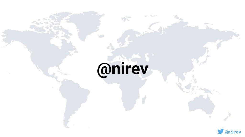@nirev @nirev