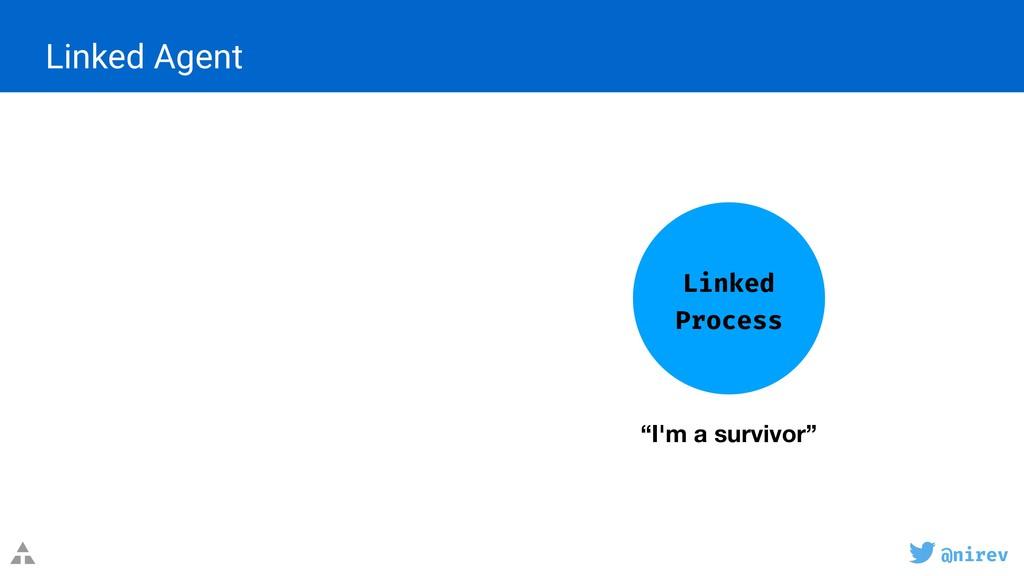 "@nirev Linked Agent Linked Process ""I'm a survi..."