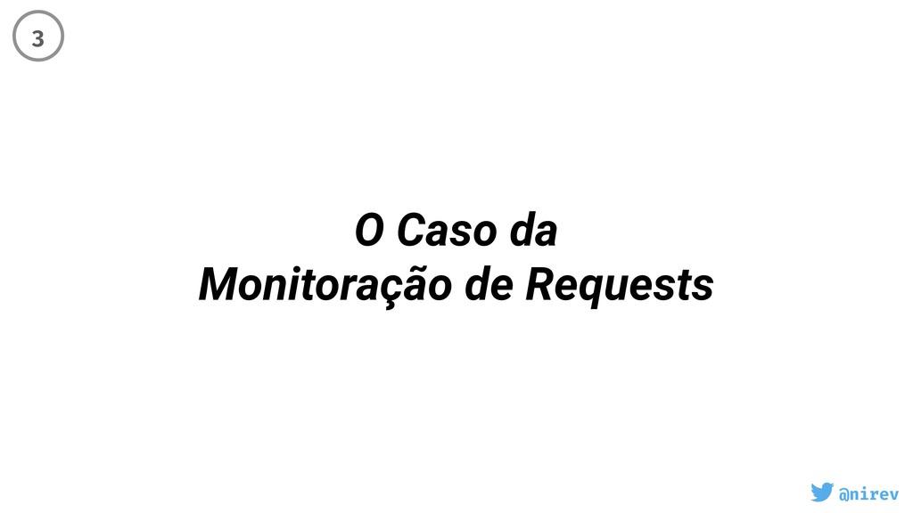 @nirev O Caso da Monitoração de Requests 3