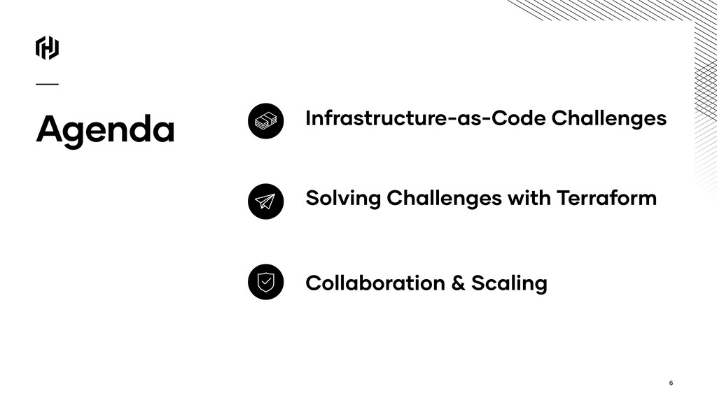 Agenda Infrastructure-as-Code Challenges Solvin...