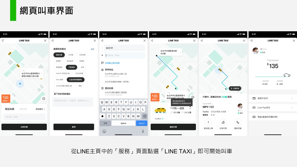 LINELINE TAXI