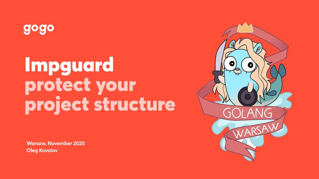 Impguard protect your project structure Warsaw,...