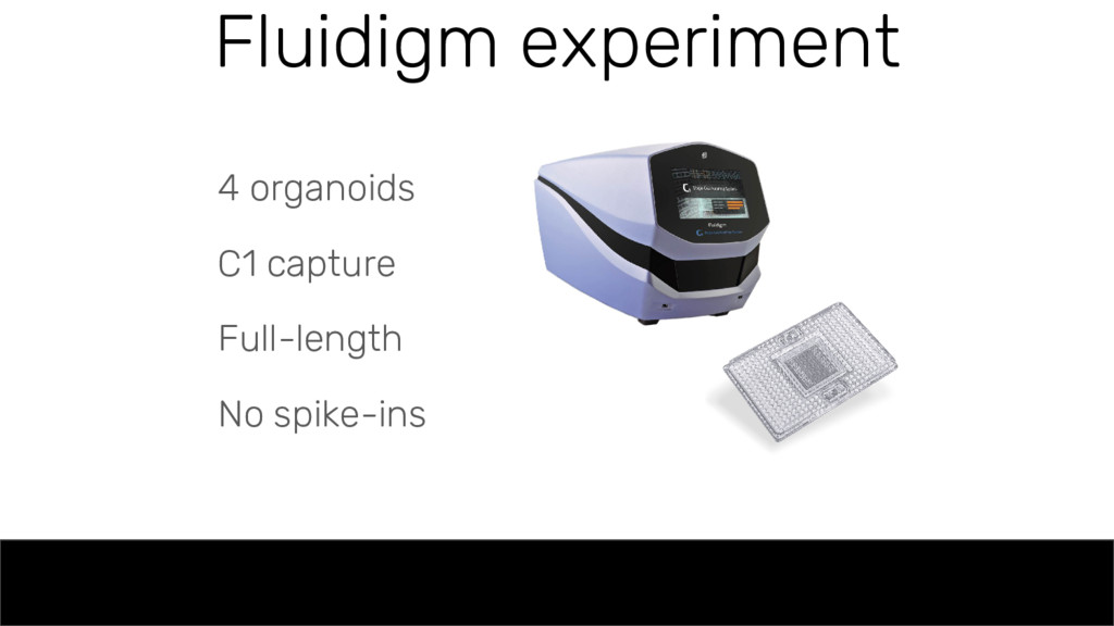 Fluidigm experiment 4 organoids C1 capture Full...