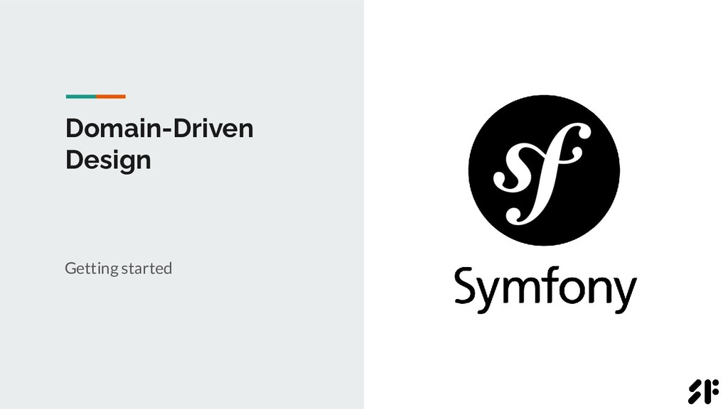 Domain-Driven Design Getting started