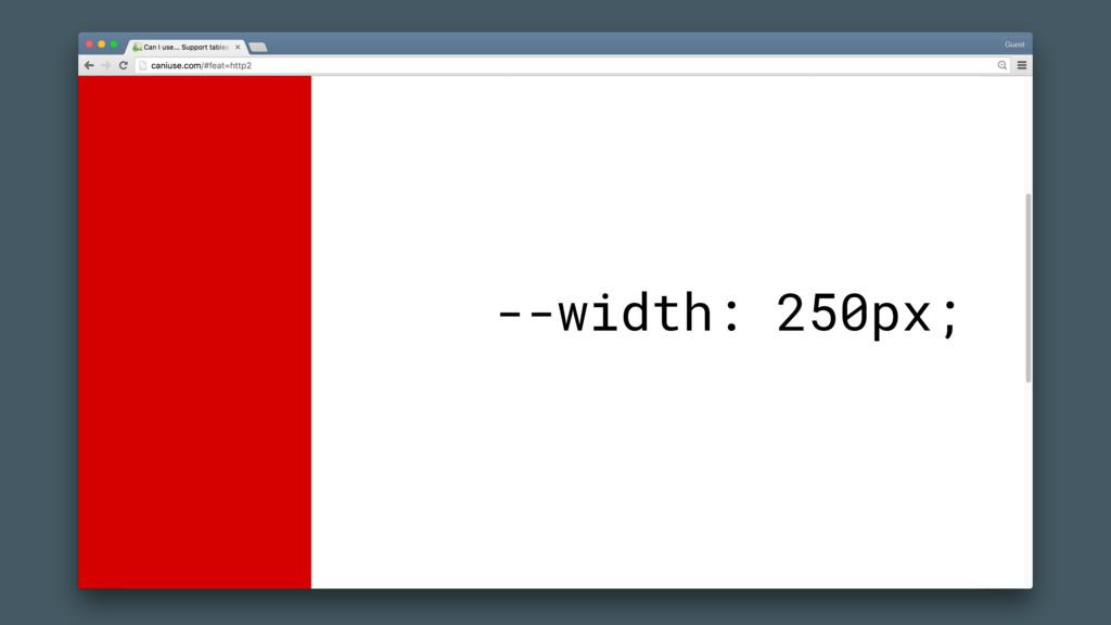 --width: 250px;