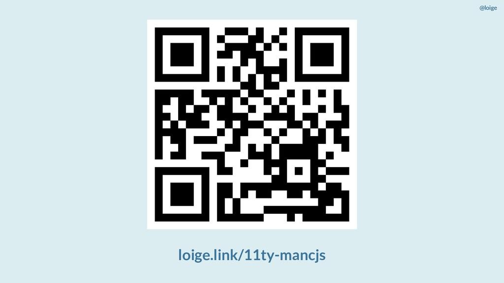 @loige loige.link/11ty-mancjs