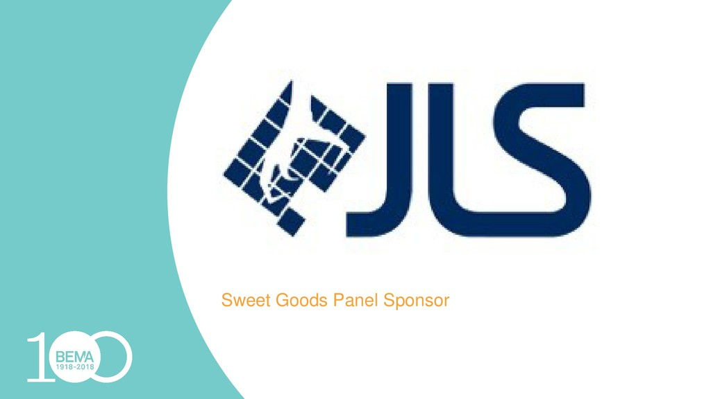 Sweet Goods Panel Sponsor