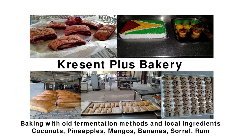 Kresent Plus Bakery Baking with old fermentatio...