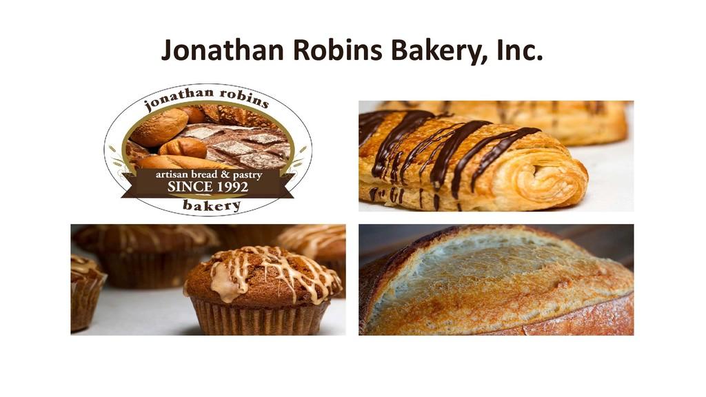 Jonathan Robins Bakery, Inc.