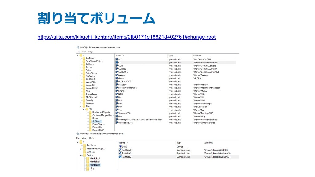 割り当てボリューム https://qiita.com/kikuchi_kentaro/ite...
