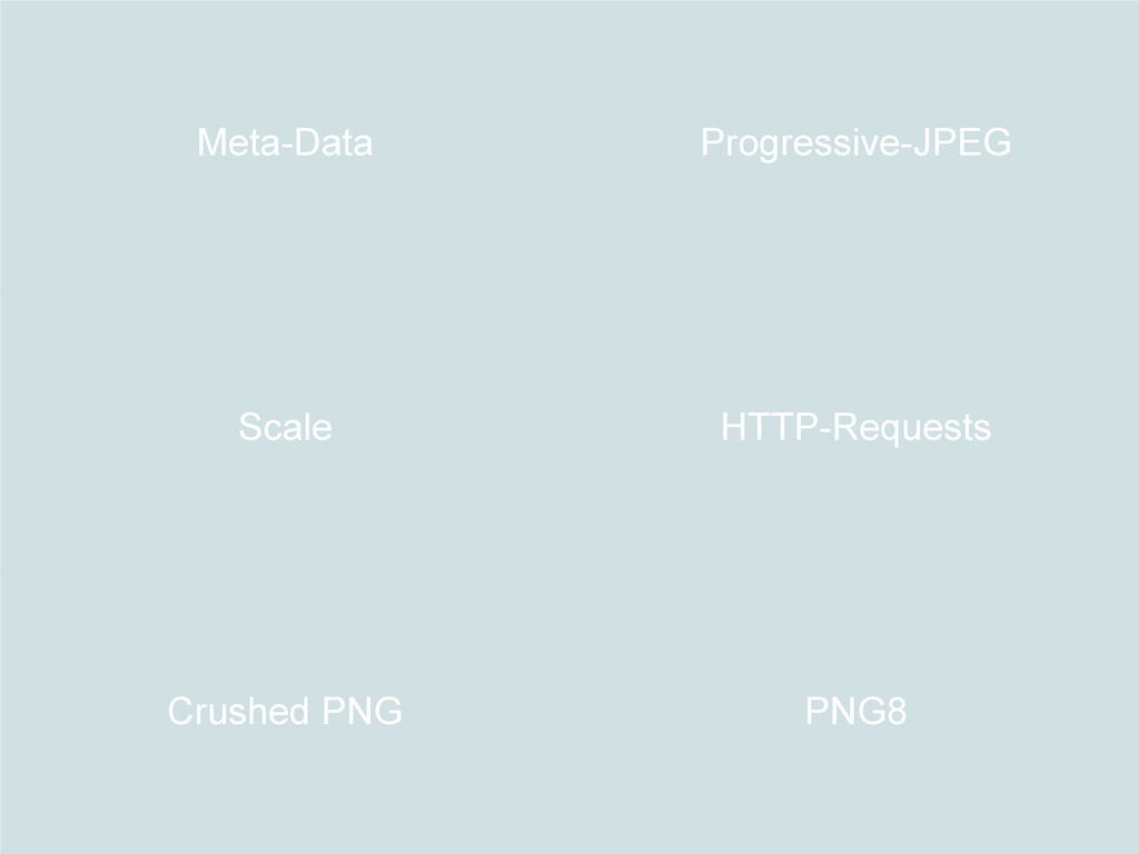 Meta-Data Progressive-JPEG Scale HTTP-Requests ...