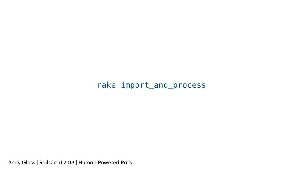 Andy Glass | RailsConf 2018 | Human Powered Rai...