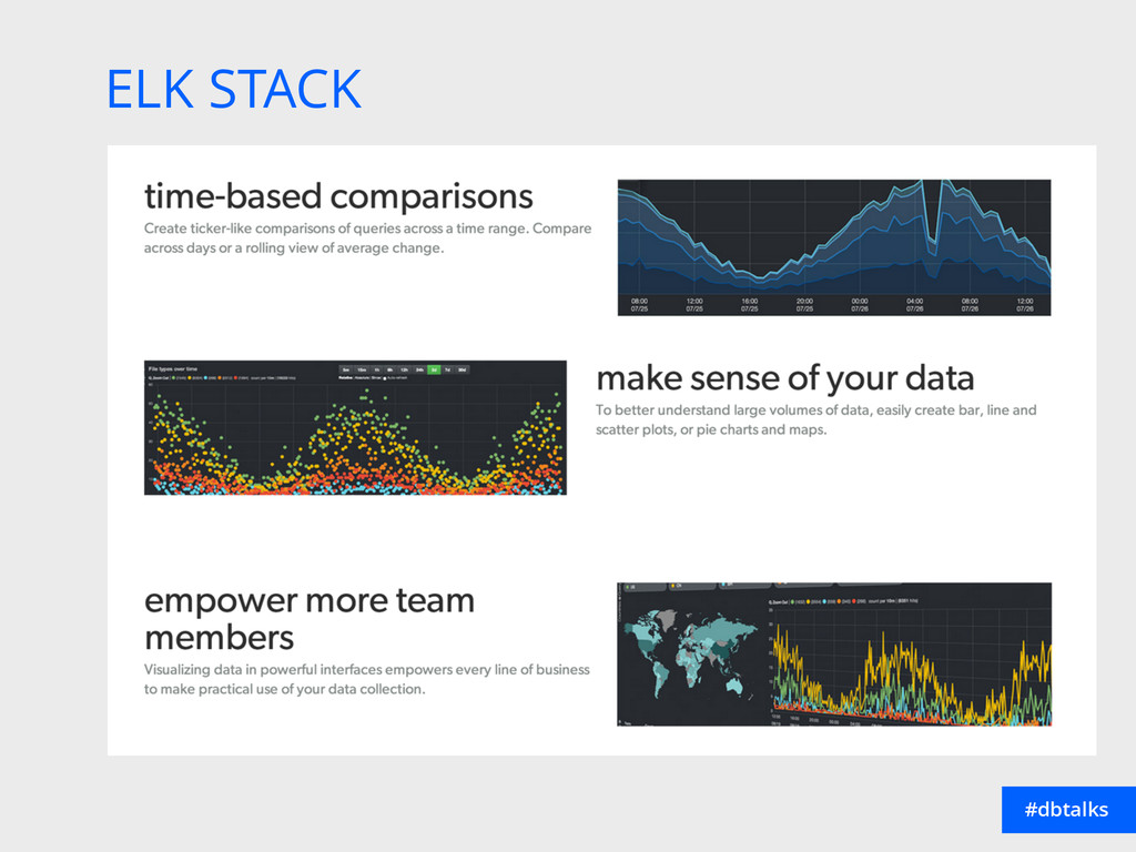 ELK STACK #dbtalks