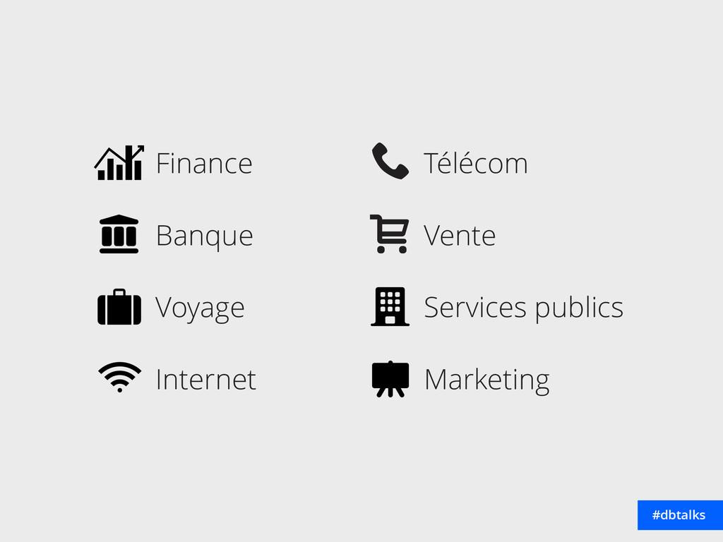 Finance Banque Voyage Internet Télécom Vente Se...