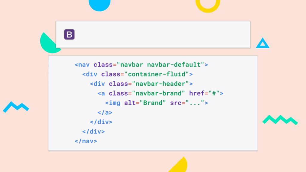 """<nav class=""""navbar navbar-default""""> <div class=..."""