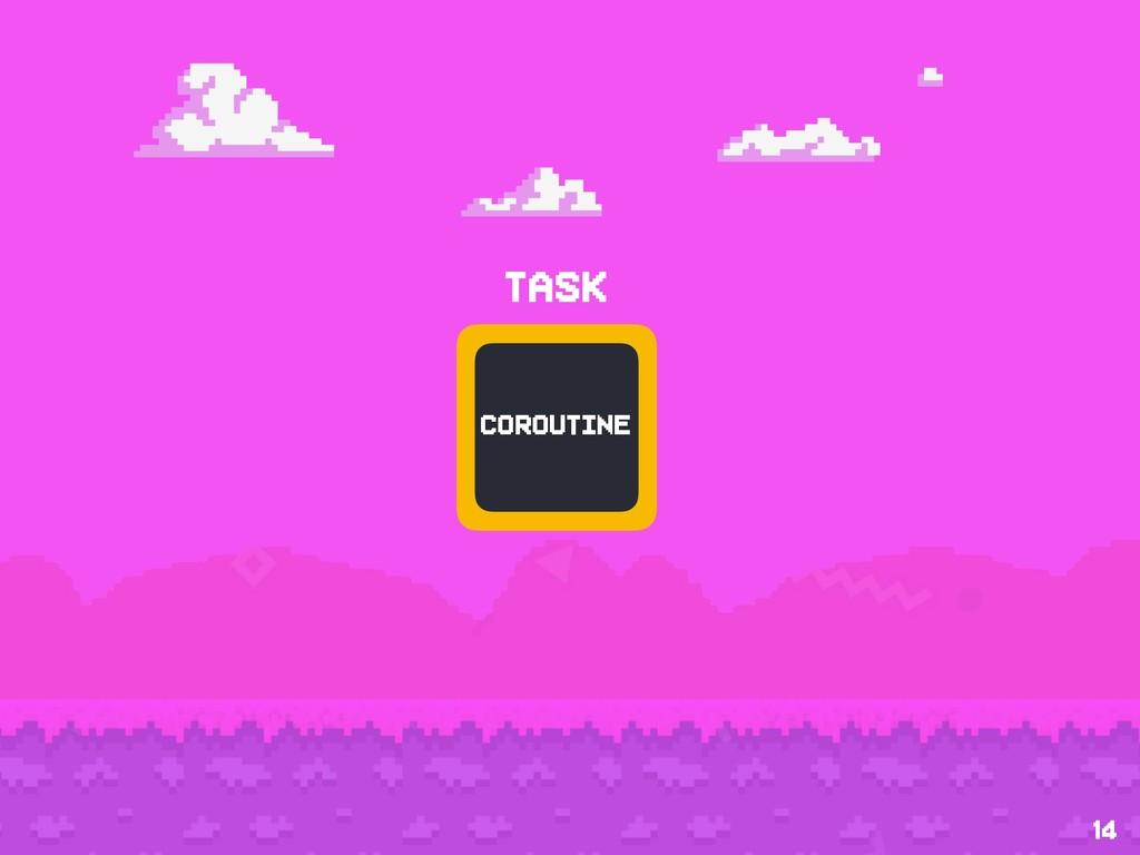 14 coroutine Task