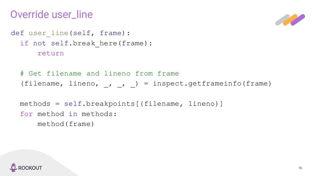 16 def user_line(self, frame): if not self.brea...