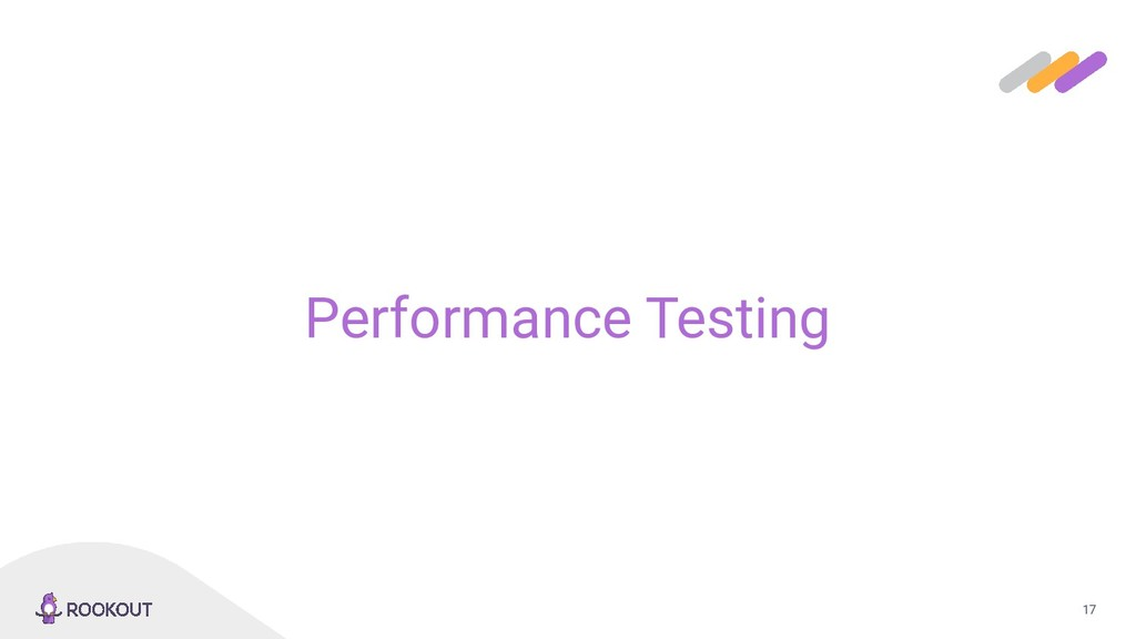 17 Performance Testing