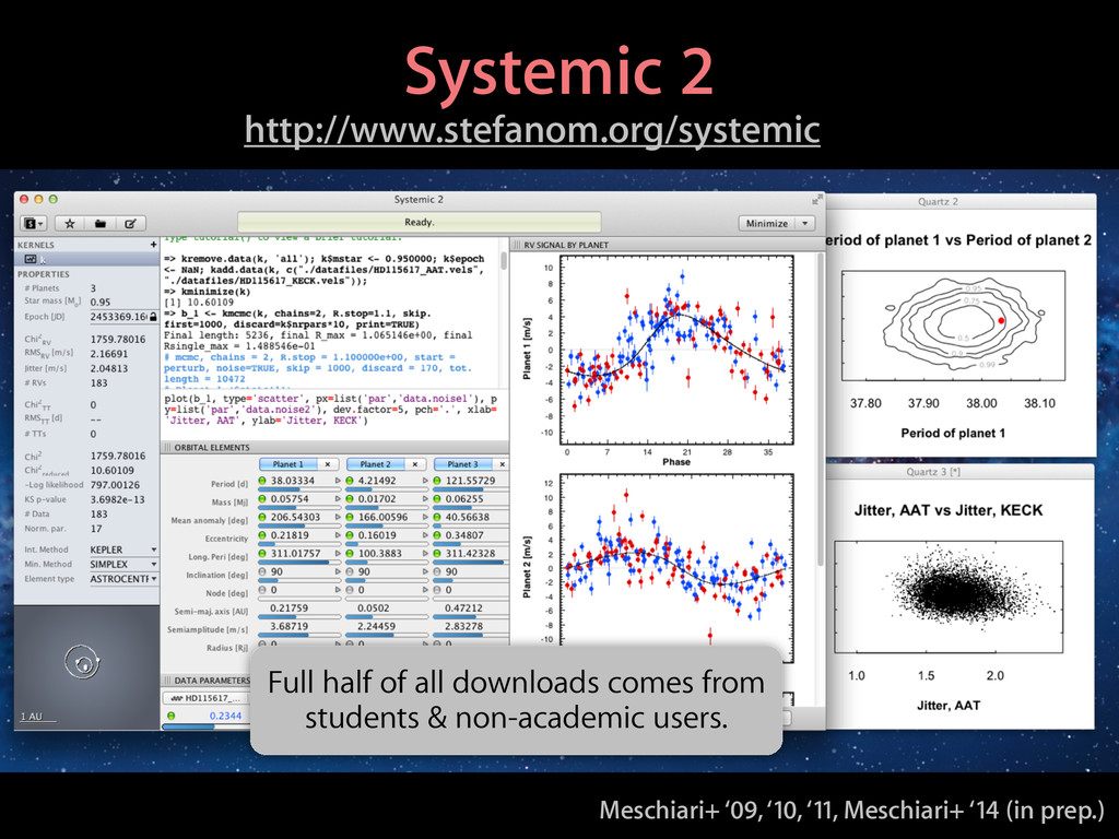 Systemic 2 http://www.stefanom.org/systemic Mes...