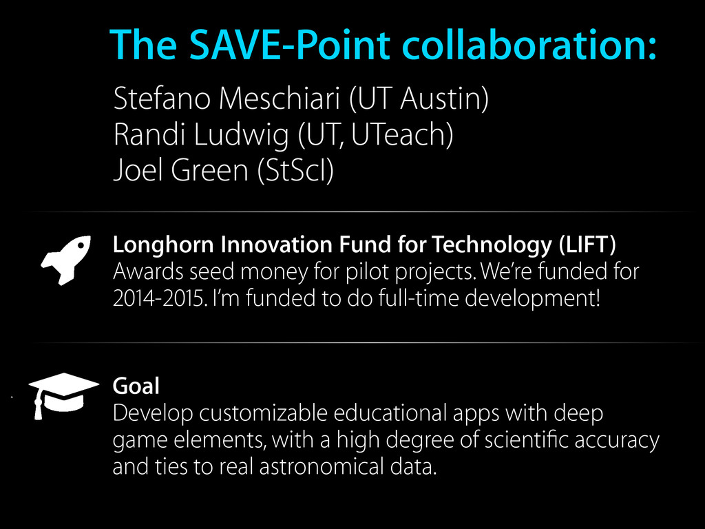 Longhorn Innovation Fund for Technology (LIFT) ...
