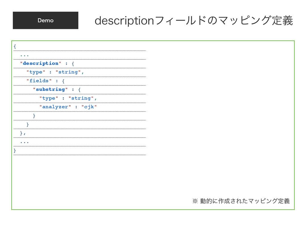 """%FNP {! ...! """"description"""" : {! """"type"""" : """"strin..."""