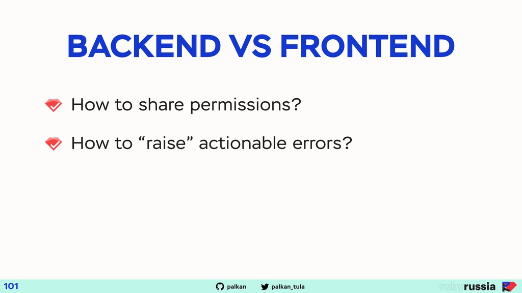 palkan_tula palkan BACKEND VS FRONTEND 101 How ...