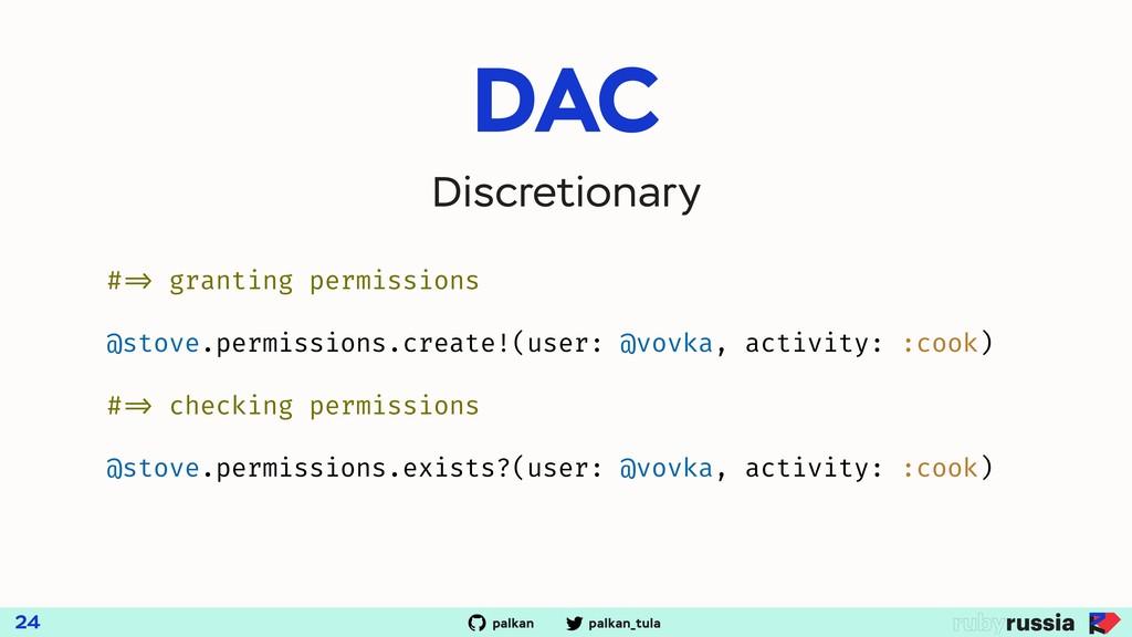 palkan_tula palkan DAC 24 Discretionary # => gr...
