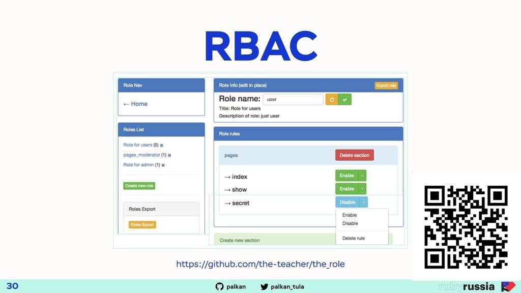 palkan_tula palkan RBAC https://github.com/the-...