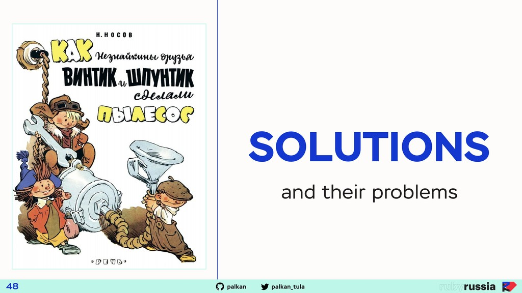 SOLUTIONS and their problems palkan_tula palkan...