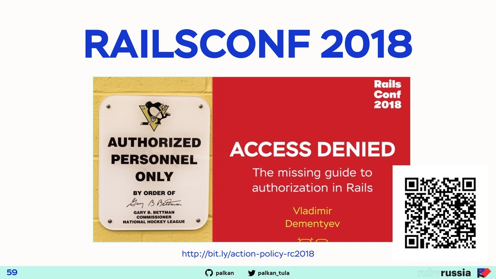 palkan_tula palkan RAILSCONF 2018 http://bit.ly...
