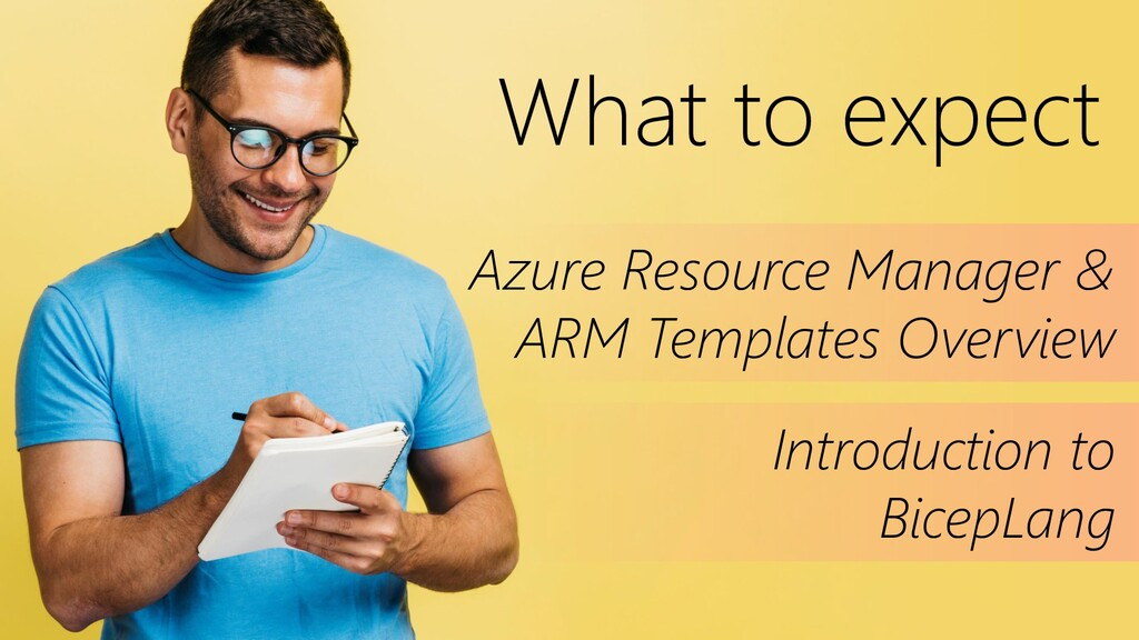 Azure Resource Manager & ARM Templates Overview...