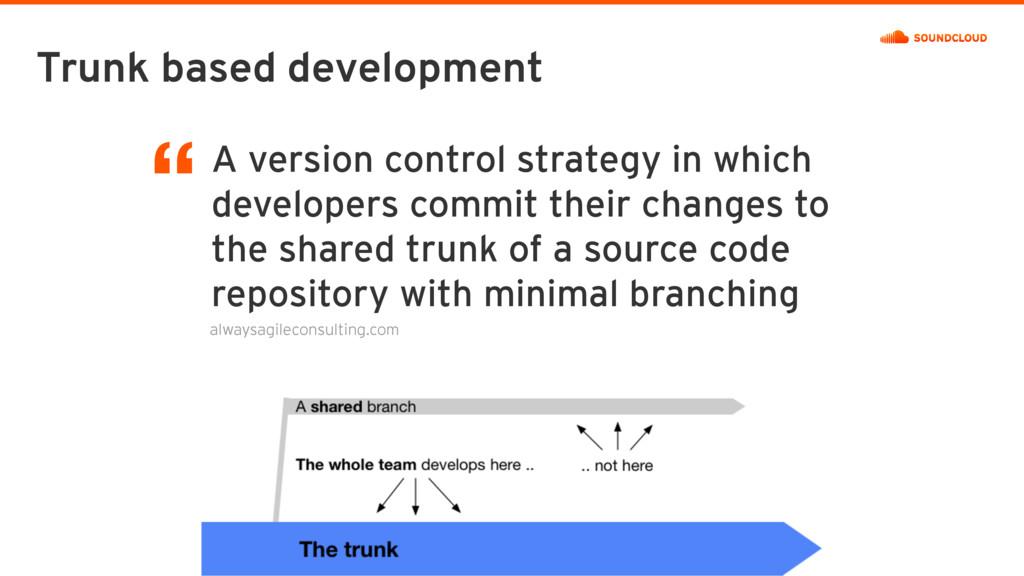 alwaysagileconsulting.com A version control str...