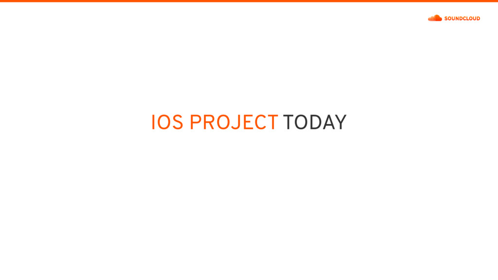 IOS PROJECT TODAY