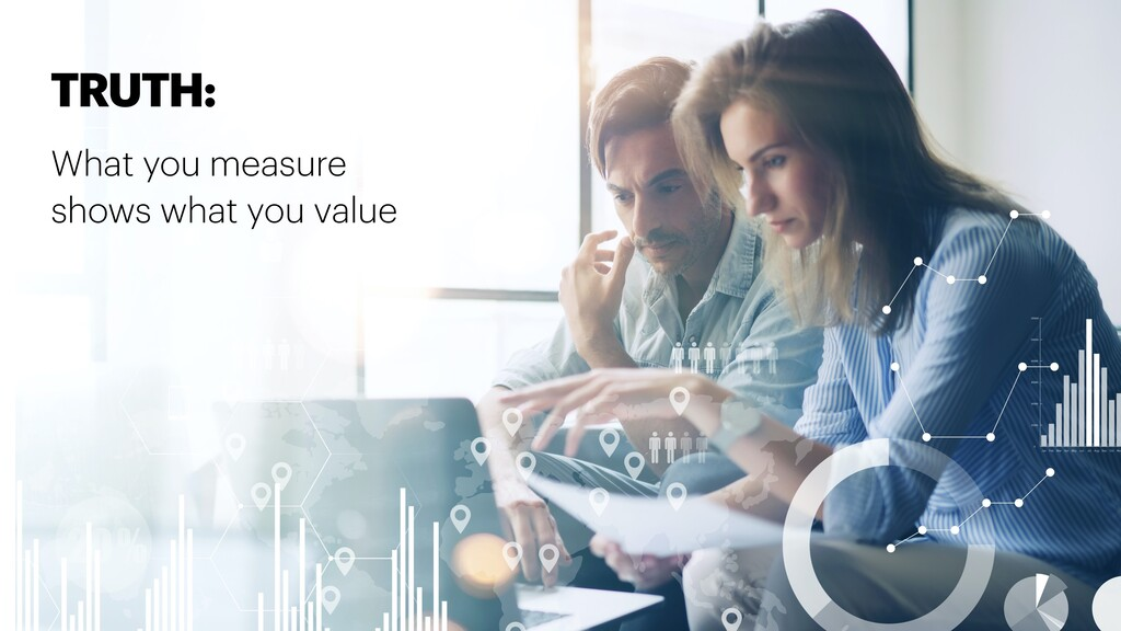 TRUTH: What you measure shows what you value