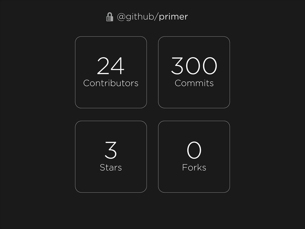 24 Contributors 300 Commits 3 Stars 0 Forks @gi...