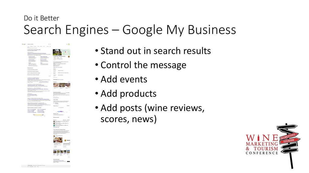 Do it Better Search Engines – Google My Busines...