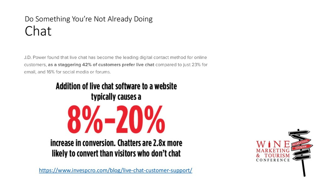 Do Something You're Not Already Doing Chat http...