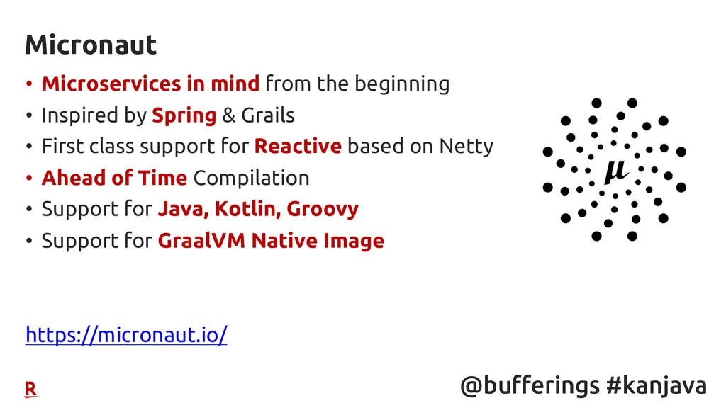 @bufferings #kanjava • Microservices in mind fr...