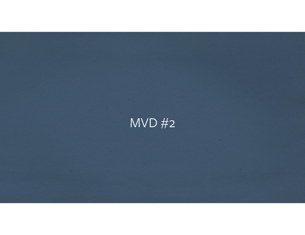 MVD #2