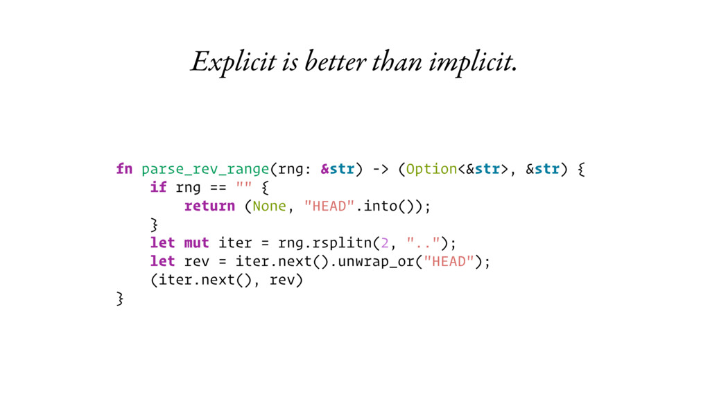 Explicit is better than implicit. fn parse_rev_...