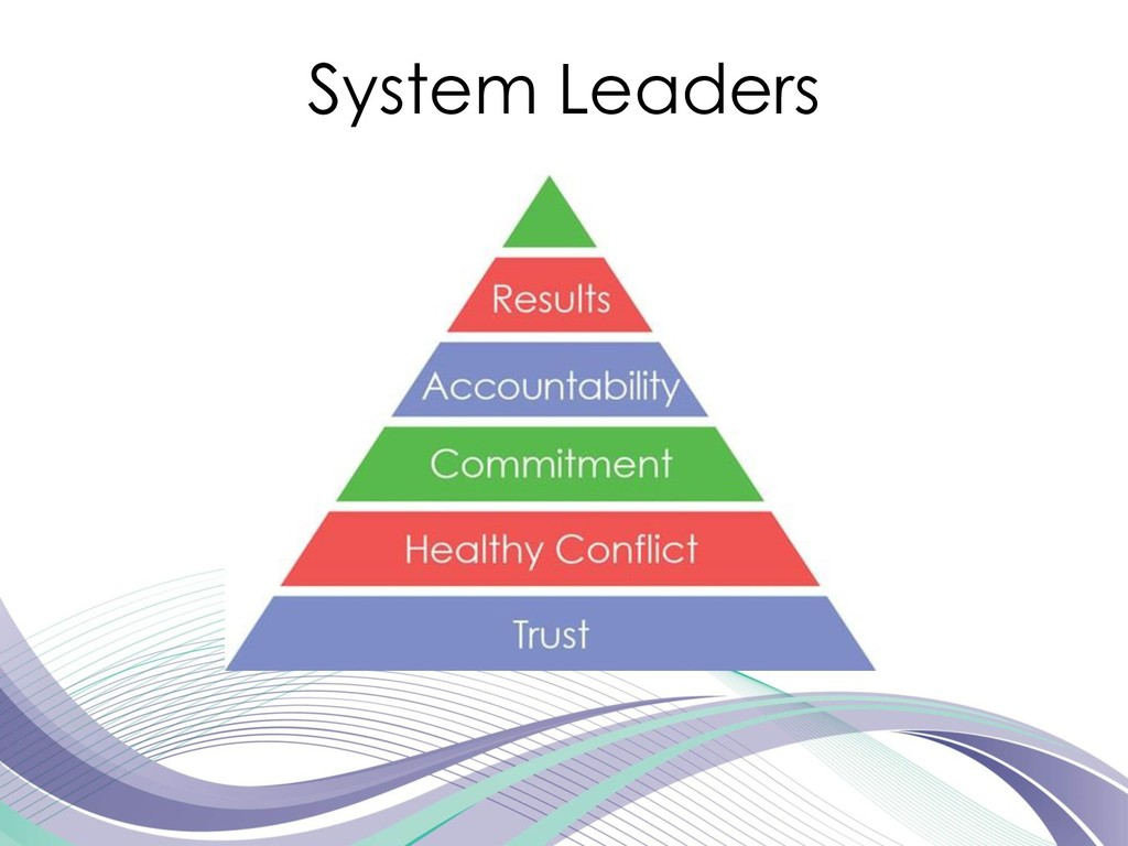 System Leaders
