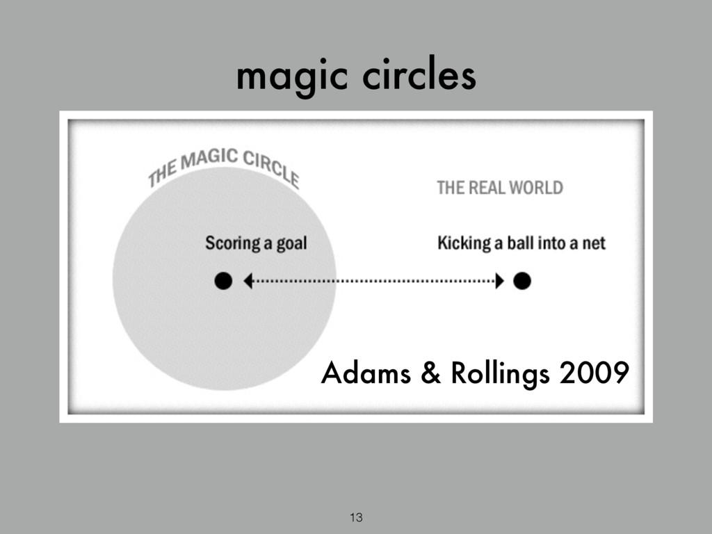 magic circles Adams & Rollings 2009 13